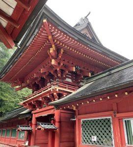 【まちなか観光】群馬  一之宮貫前神社