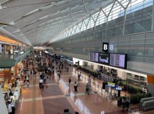 【まちなか観光】羽田空港国内線